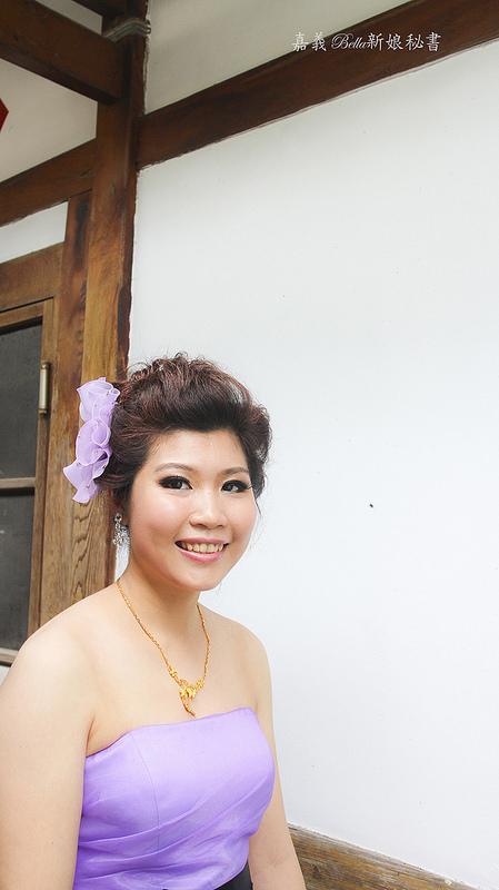 嘉義新秘 | 新娘秘書 結婚午宴 岳鴻&怡怜