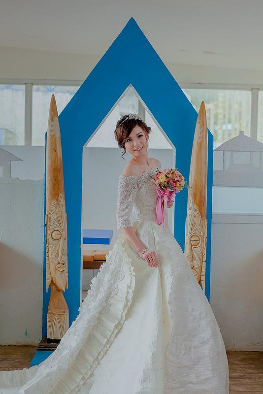 嘉義,自助婚紗,白紗造型,韓風編髮