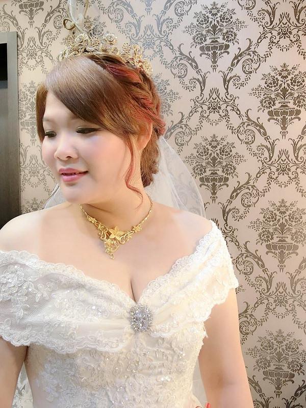 新娘秘書,新秘,嘉義新秘,結婚造型 ,船老大囍宴餐廳 ,