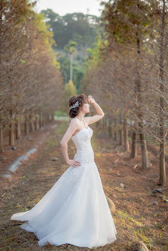 嘉義新秘,,新秘,新娘秘書,落雨松婚紗.韓風典雅造型