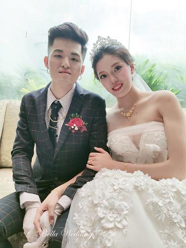 嘉義新秘 ,新秘 ,民雄新秘,短髮新娘,無縫接髮超完美,經典韓式盤髮,輕柔甜美浪漫扁髮,一葉日本婚宴餐廳